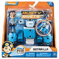 Ботарилла набор-конструктор Расти-механик Rusty Rivets - Botarilla