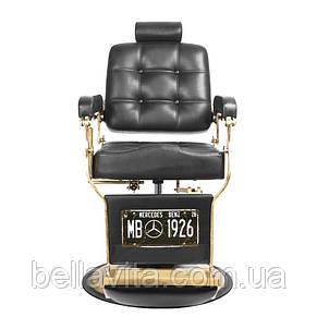 Перукарське чоловіче крісло Boston Lux, фото 2
