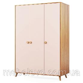 Шкаф Колибри 3Д 1951х1350х628мм орех марино   Світ Меблів