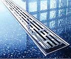 Решітка TECE drainline basic з нержавіючої сталі пряма 🇩🇪, фото 2