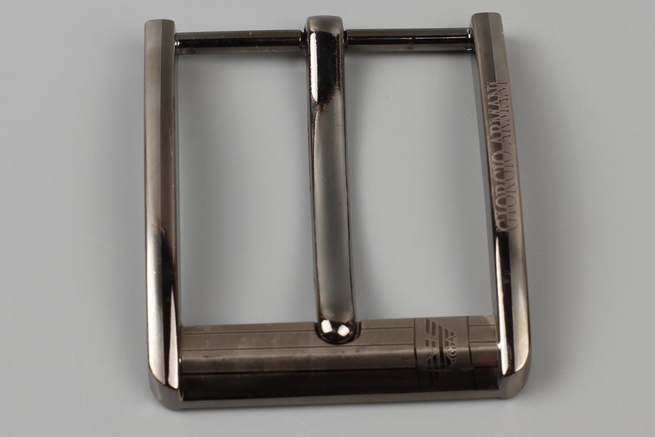 Пряжка 45 мм с одним шпеньком для джинсового ремня