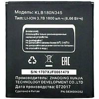 Аккумулятор MTC KLB180N345. Батарея MTC KLB180N345 (1800 mAh) для Smart Sprint 4G. Original АКБ (новая)