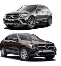 Mercedes GLС X253 15-