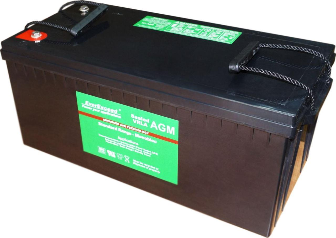 Аккумулятор AGM EverExceed DP-12300