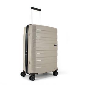 Дорожный чемодан CONWOOD PPT002_65 кофе