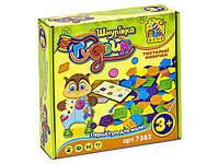 Детская игра-шнуровка «Пуговица» Fun Game (7382)