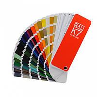 Вибір кольору тонування фарби