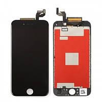 Дисплей (LCD) iPhone 6S Plus с сенсором чёрный оригинал