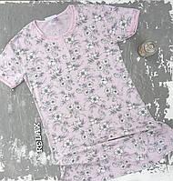 Ночная рубашка женская батальная