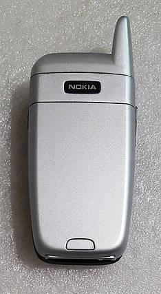 Корпус для Nokia 6101 black-silver з клавіатурою, фото 2
