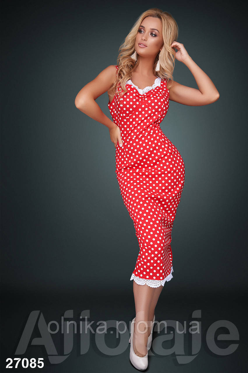 Платье - 27085.Размер:S M L
