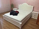 Деревянная кровать Кемпас Классик, фото 4