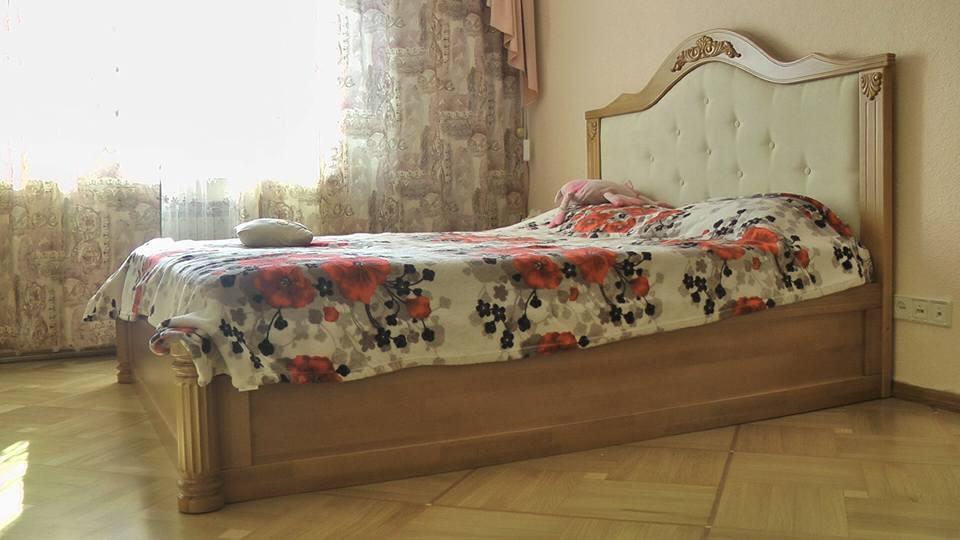 Деревянная кровать Кемпас Классик