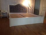 Деревянная кровать Кемпас Классик, фото 3