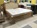 Деревянная кровать Кемпас Классик, фото 5