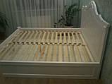 Деревянная кровать Кемпас Классик, фото 6