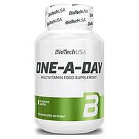 Комплекс вітамінів і мінералів One-A-Day BioTech USA 100 таблеток