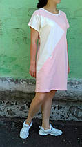 Женское спортивное платье оверсайз, фото 3