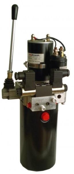 Минигидростанция привода боллард, противотаранных устройств, шлагбаумов PPC130204-HY-BEL-PUL HYDRONIT