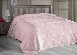 Махровая простынь160х220 см Misley Розовая Arya AR-TR1001609-pembe