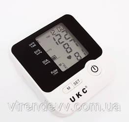 Автоматический тонометр UKC BL-8034 для измерения давления и пульса
