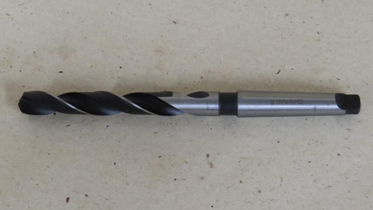 Сверло по металлу 16,5 коническим хвостовиком ОРША Белоррусия