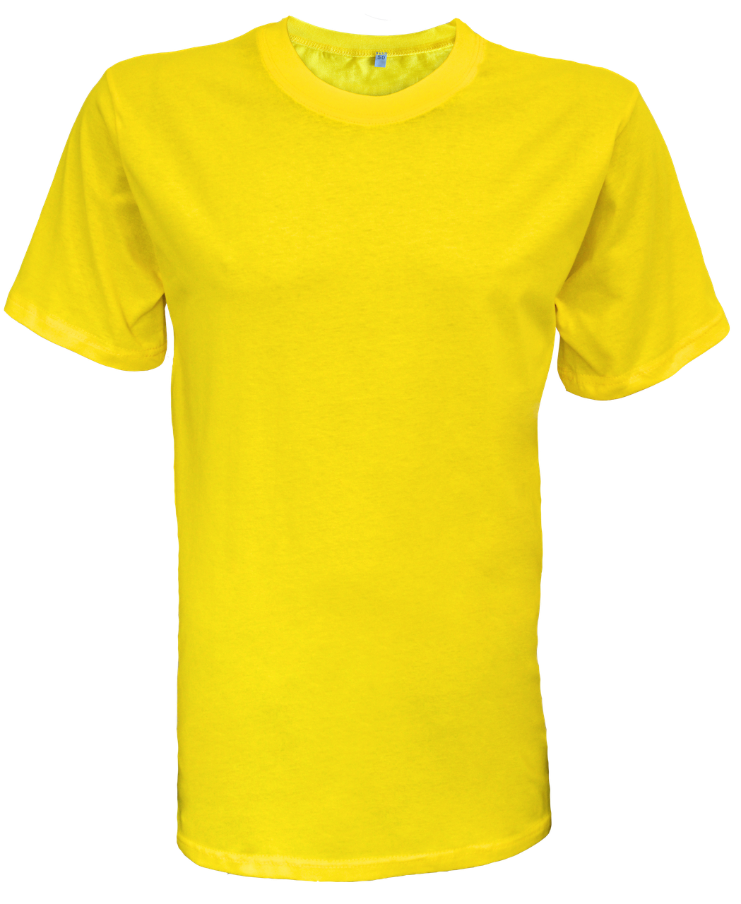Футболки желтые (баталы)