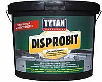Tytan Disprobit битумно-каучуковая мастика 10кг для кровли и гидроизоляции