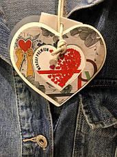 Комбинезон джинсовый шортами Monday Premium  Италия, фото 3