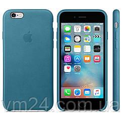 Силиконовый чехол Apple Silicone Case for iPhone  7/8  SE 2020 цвета dlue coral