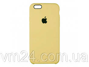 Силиконовый чехол Apple Silicone Case for iPhone  7/8  SE 2020 цвета gold