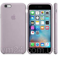 Силиконовый чехол Apple Silicone Case for iPhone  7/8  SE 2020 цвета lavander grey