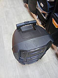Колонка портативная с микрофоном LIGE-B82K / 80W (USB/FM/Bluetooth), фото 3