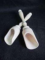 Совок деревянный (длинная ручка), дл-17,5 см, 20\15 (цена за 1 шт. +5 грн.), фото 1