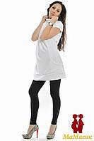 Платье-туника для беременных, фото 1