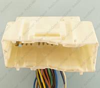 Разъем электрический 24-х контактный (68-32) б/у, фото 1