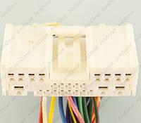 Разъем электрический 24-х контактный (42-14) б/у, фото 1