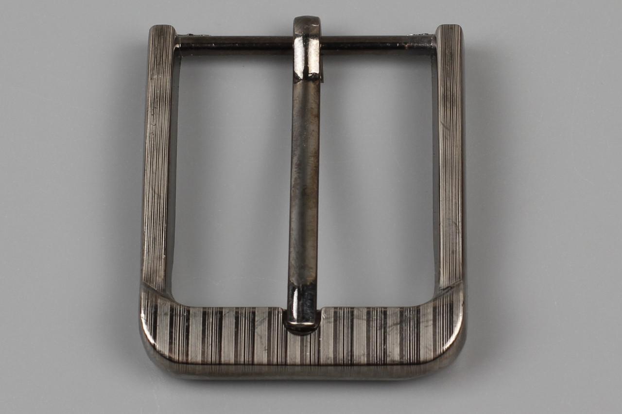 Пряжка ременная 30 мм с одним шпеньком для брючного ремня