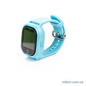 Детские смарт-часы с GPS трекером TD-05 blue