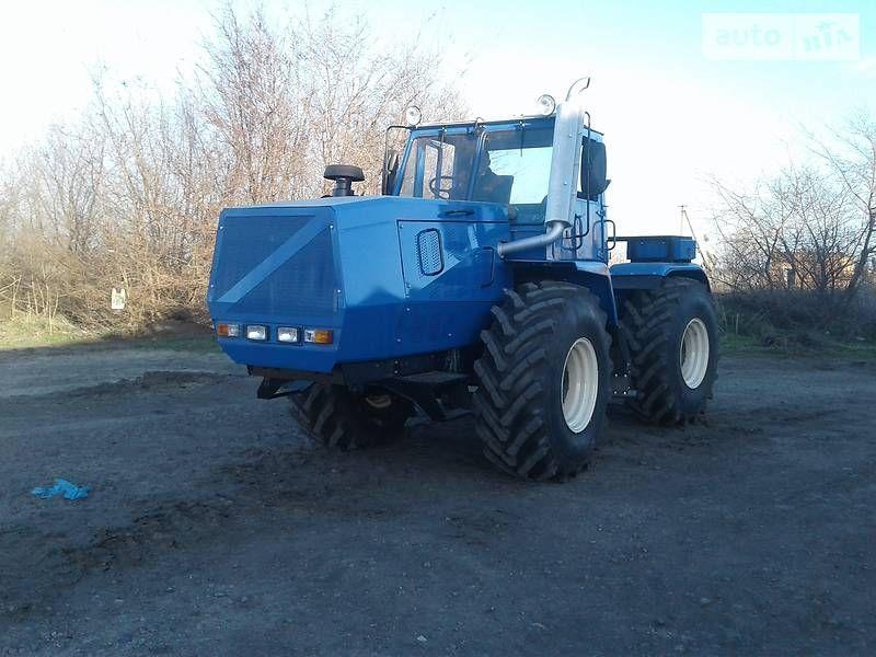 Трактор ХТЗ Т-150К (Двигатель Volvo 260 л.с.)