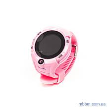 Детские смарт-часы с GPS трекером [S-02] pink