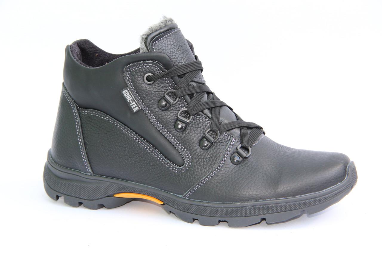 Мужские ботинки из натуральной кожи CORD GTH