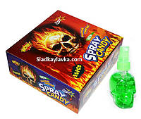 Карамель спрей Sprey Candy Skeleton 30 шт (Китай)