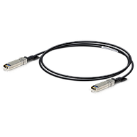 Кабель UBNT UniFi Direct Attach Copper Cable, 10Gbps, 1m (UDC-1)