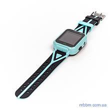 Детские смарт-часы с GPS трекером TD-16 blue