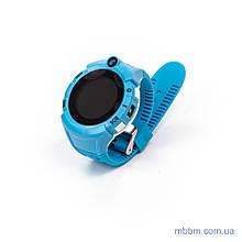 Детские смарт-часы с GPS трекером (S02) blue