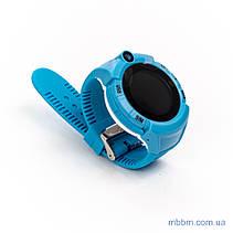 Детские смарт-часы с GPS трекером (S02) blue, фото 2