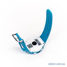 Детские смарт-часы с GPS трекером (S02) blue, фото 3