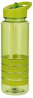 Бутылка для воды Smile 750 мл, зеленая, BPA Free (Польша), фляга спортивная