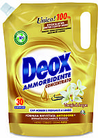 Кондиционер-ополаскиватель для белья 750 мл Deox Ammorbidente Vaniglia e Argan 8002295036162